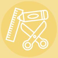 Supplies Icon Yellow