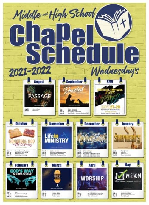 Chapel Schedule Poster2